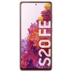 Celular Libre Samsung Galaxy S20FE Rojo