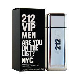 Perfume de hombre Carolina Herrera 212 VIP 100 ml