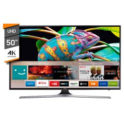 "Smart TV 4K 50"" Samsung UN50MU6100"