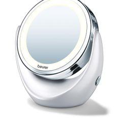 Espejo Profesional para Maquillaje con Luz y Aumento Beurer BS49