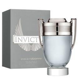 Perfume de hombre Paco Rabanne Invictus 100 ml