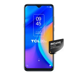 Celular TCL 20SE 128 GB Gris