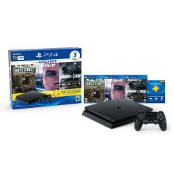 Consola PS4 Slim 1TB + Days Gone + Detroit + Rainbow Six Siege
