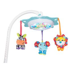 Juguete didáctico Playgro MUSIC AND LIGHTS MOBILE AND NIGHTLIGHT