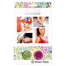 Glitza Fashion Flower Power