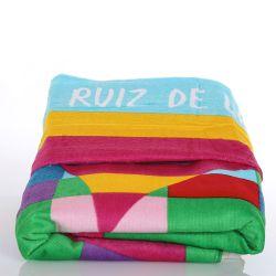 Toallón Playero Agatha Ruiz De La Prada Colors