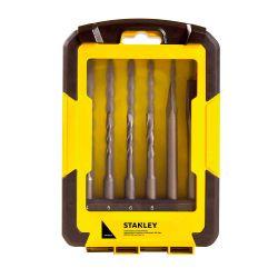 Set Stanley SDS para Taladro y Cincel Métrico 12 Piezas
