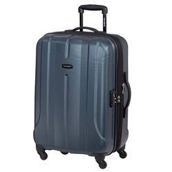 Samsonite valija fiero spinner 24 blue mediana