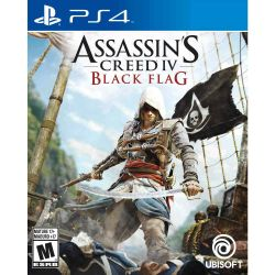 Juego PS4 Ubisot Assassins Creed IV: Black Flag