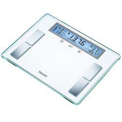 Balanza Diagnóstico Beurer Bg 51 Xxl De Vidrio Hasta 200kg