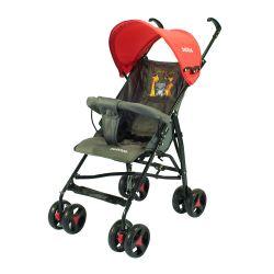 Cochecito de Bebé Bebitos E208 Street Rojo