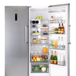 Combo Vondom Heladera No Frost HEL185 + Freezer No Frost FR185