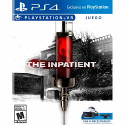 Juego PS4 Sony VR The Inpatient