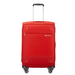 Samsonite valija basefolk spinner 28 exp red grande