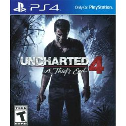 Juego PS4 Sony Uncharted 4 A Thiefs End