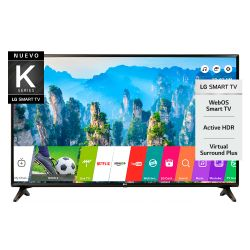 "Smart TV Full HD 43"" LG 43LK5700PSC"