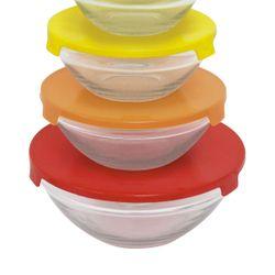 Set de 5 bowls tapa mix Carol