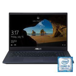 """Notebook Asus 15,6"""" Core i5 8GB 1TB X571GD"""