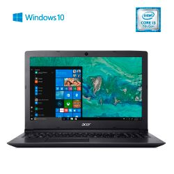 """Notebook Acer 15,6"""" I3 4GB 1TB A315-53-354F"""