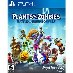 Juego PS4 EA Plants vs. Zombies: Battle for Neighborville