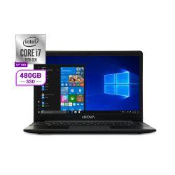 "Notebook eNova 14"" Icelake I7 1065G7 RAM 8GB SSD 480GB M.2 Windows 10 Home"