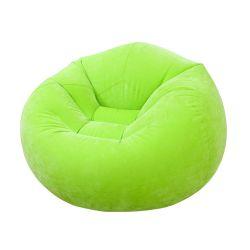 Sillón Inflable Modelo Bag Chair Verde