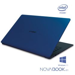 "Notebook X - View NOVABOOK V2.1 14""IPS 64GB DARK BLUE"