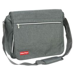 Bolso cambiador Fisher price G 532 Gris