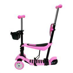 Monopatín Pro Scooter Rosa