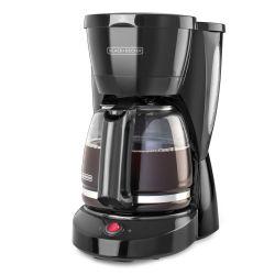 Cafetera de 12 tazas BLACK+DECKER Negro CM0941B-AR