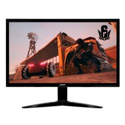 "Monitor Acer Gaming KG241Q 24"" FHD-144GHz –1ms FrSync"