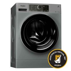Lavarropas Carga Frontal Sense Inverter Whirlpool 9Kg 1400 RPM WLCF90SAAR