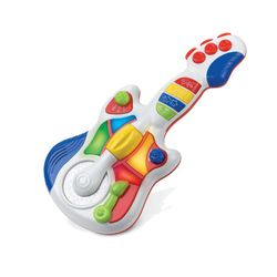 Hap-p-Kid Rock n Spin Guitar 3856T