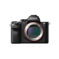 Cámara Sony a7S II con Montura E y Sensor Full Frame ILCE7SM2