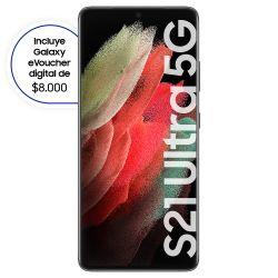Celular Libre Samsung Galaxy S21 Ultra Negro
