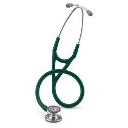 Estetoscopio 3M Littmann Cardiology IV 6155 Verde Guerra