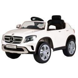 Camioneta a Batería Bebitos Mercedes Benz GLA 300 Blanca