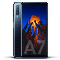 Celular Libre Samsung Galaxy A7 SM-A750F Negro
