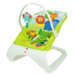 Mecedora Fisher price CKR 34 Rainforest friends